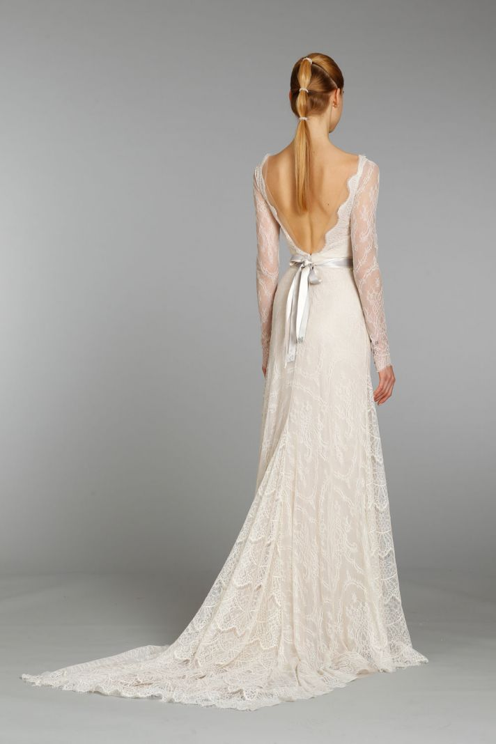 Lazaro Wedding Dress Fall 2013 Bridal 3355