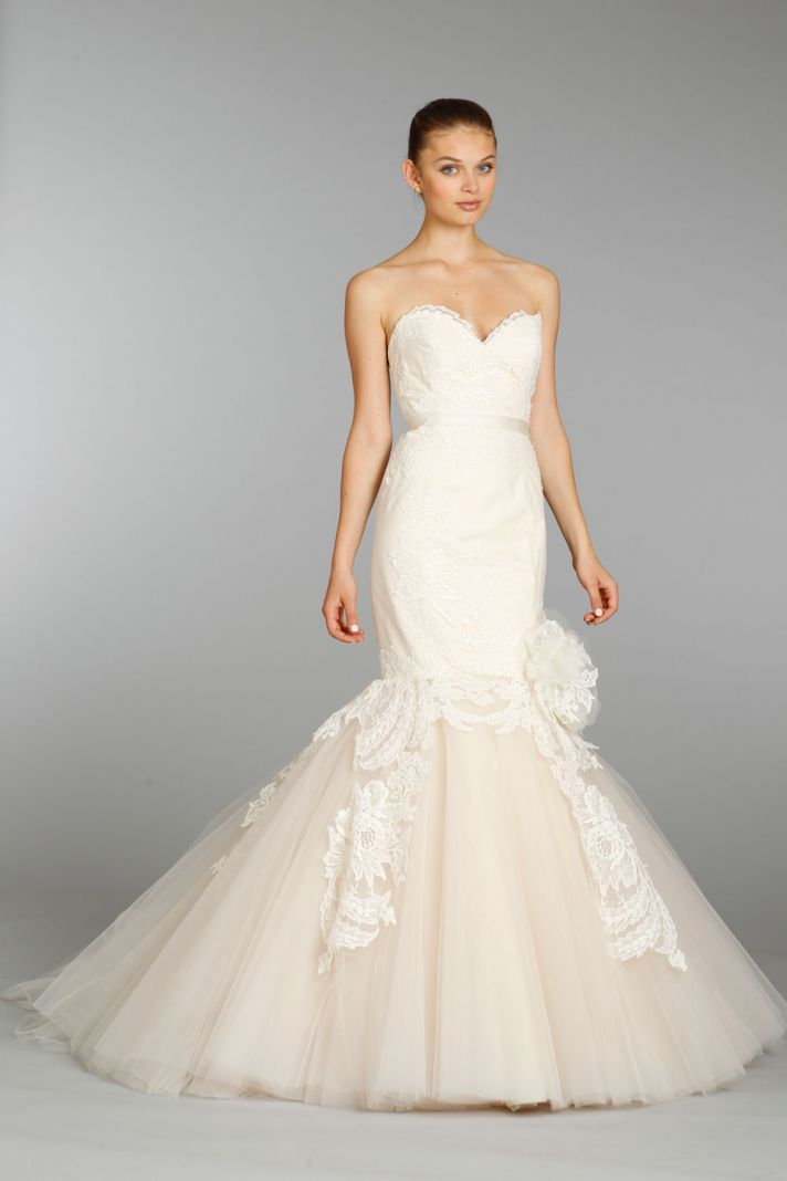 lazaro wedding dress fall 2013 bridal 3363