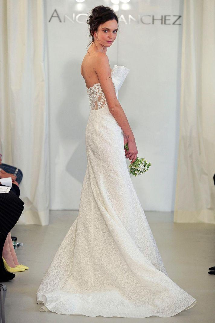 Angel Sanchez wedding dress Spring 2014 Bridal 5
