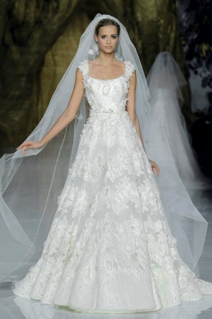 elie saab wedding dress 2014 pronovias bridal 7