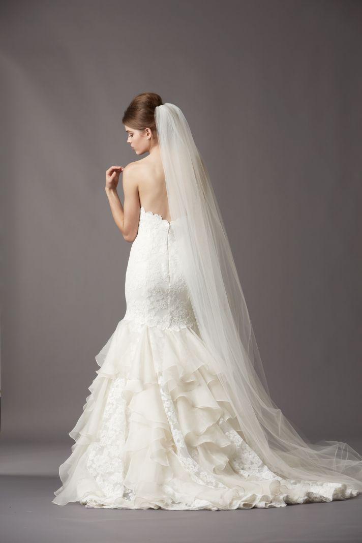 Watters Bridal Gowns Fall 2013 Wedding Dress 4027Ba