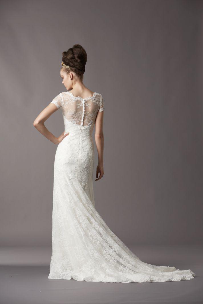 Watters Bridal Gowns Fall 2013 Wedding Dress 4068B