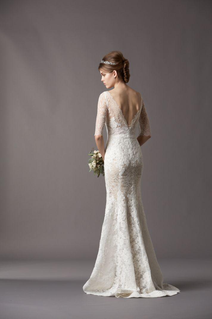 Watters Bridal Gowns Fall 2013 Wedding Dress 4096B