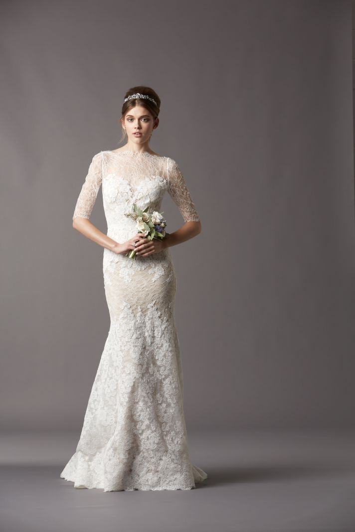 Watters Bridal Gowns Fall 2013 Wedding Dress 4096B