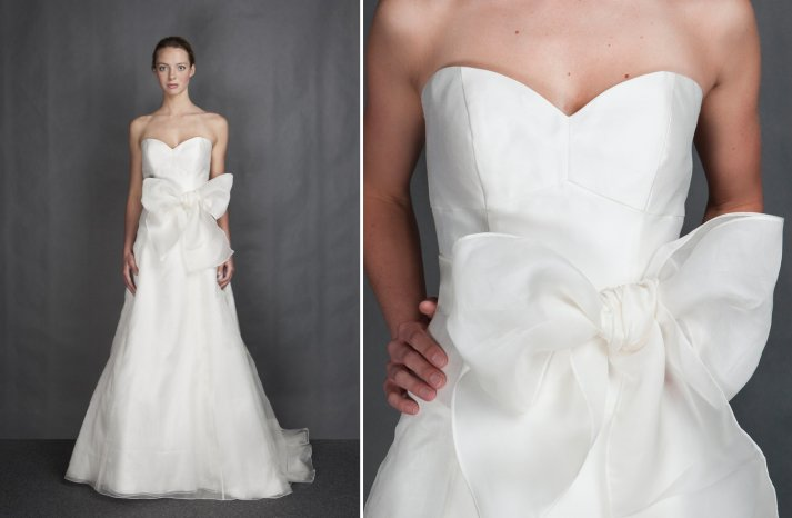 Heidi Elnora wedding dress Spring 2014 Bridal Heather Lee