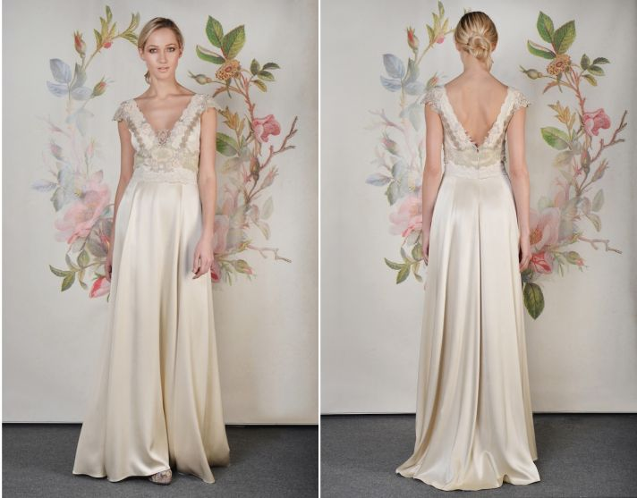 Claire Pettibone Spring Summer 2014 Decoupage Collection Abigal