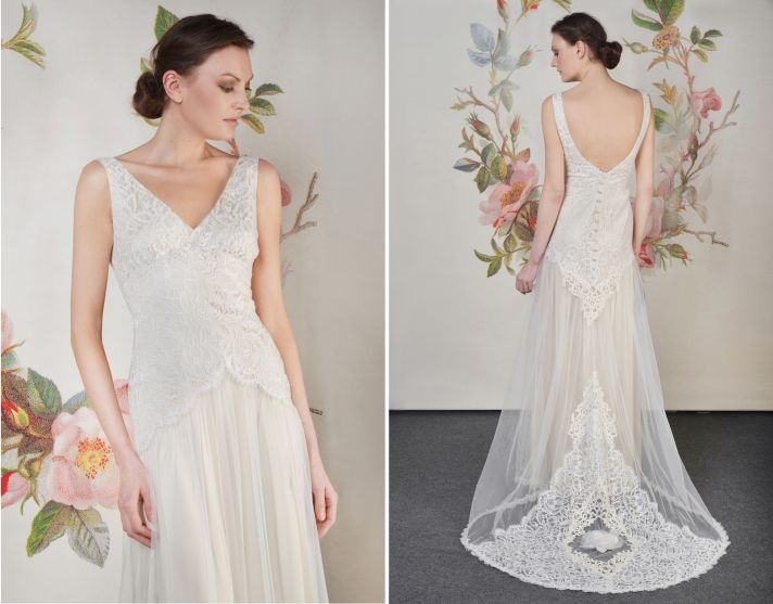 Claire Pettibone Spring Summer 2014 Decoupage Collection Florentine