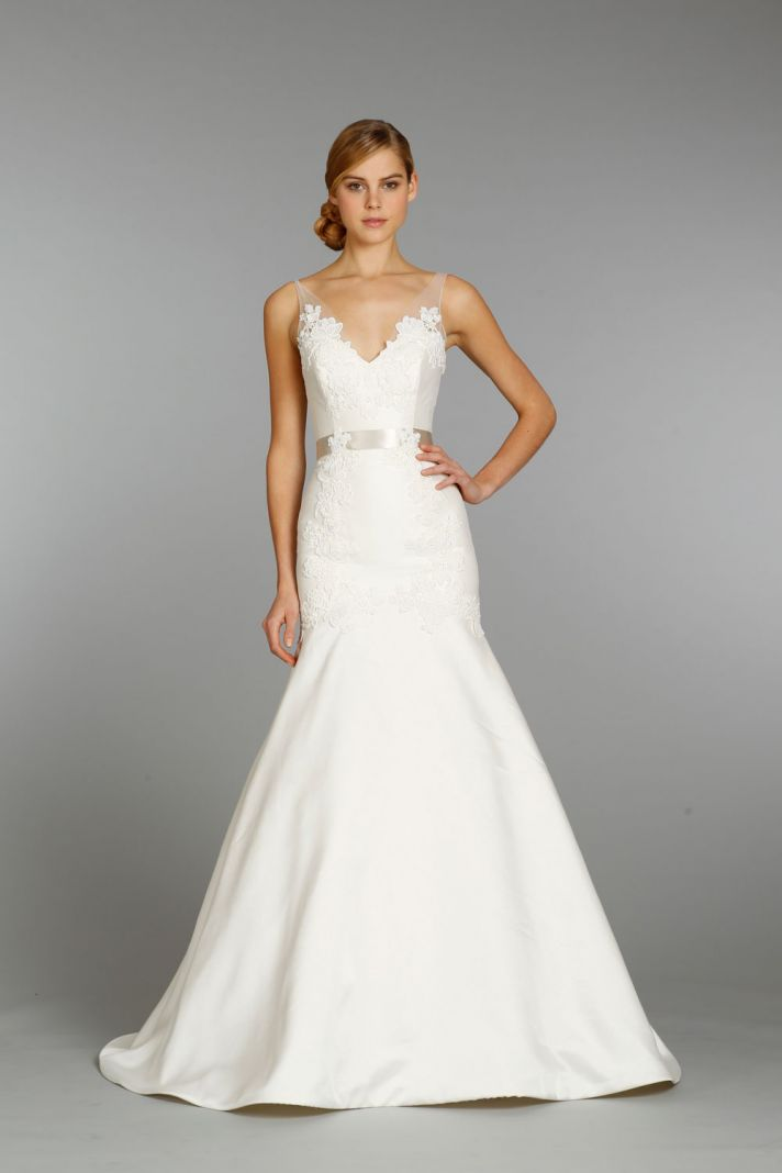 Ten stunning new tara keely wedding gowns onewed for Where to get wedding dresses