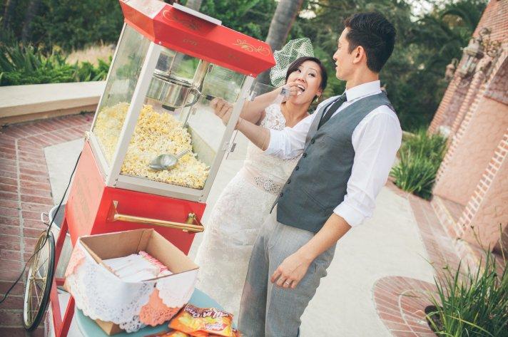 California wedding photography bride and groom portrait