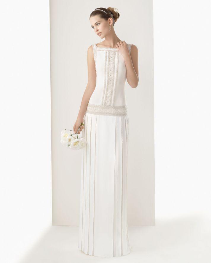 Rosa Clara wedding dress 2014 bridal Clarisa