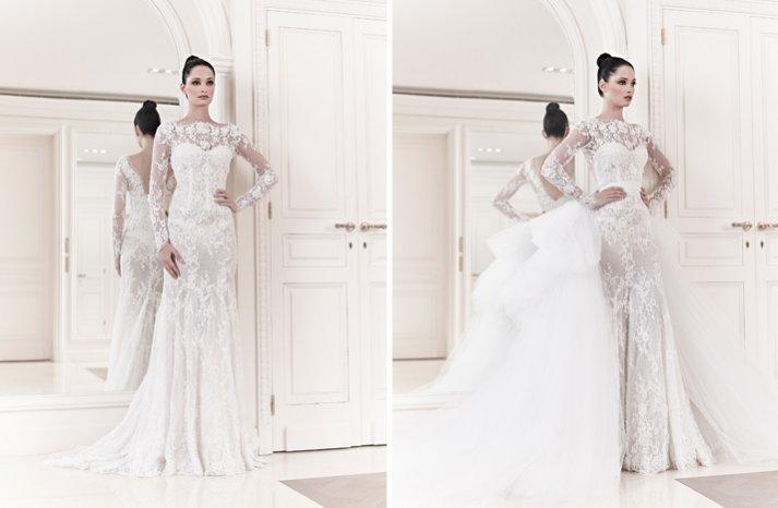 Zuhair Murad Wedding Dresses 2014 Bridal 4