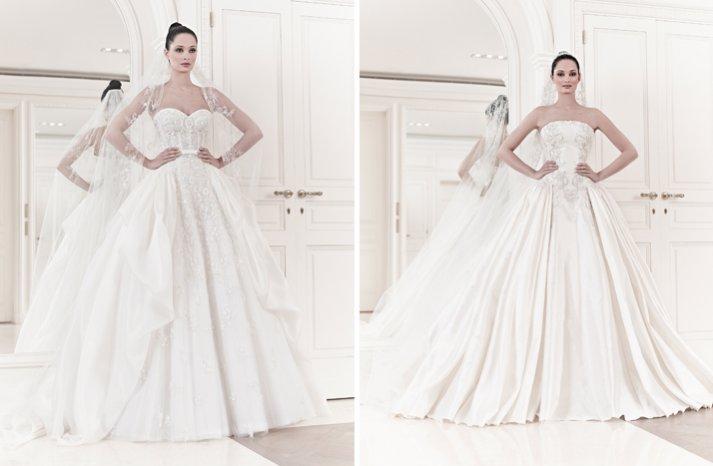 Zuhair Murad Wedding Dresses 2014 Bridal 8