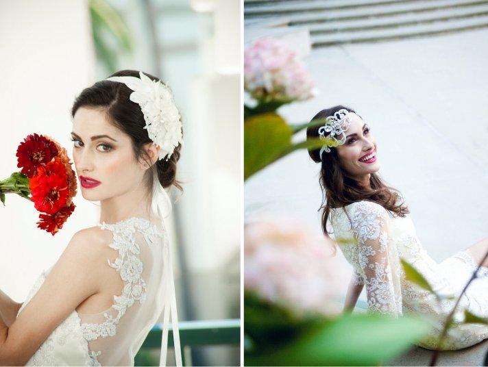 Marisol Aparico wedding dresses and veils on Etsy