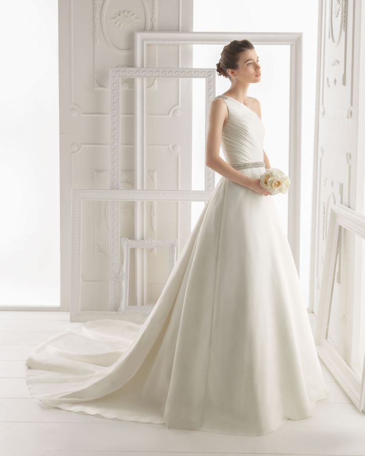 Aire Barcelona wedding dress 2014 Bridal Orion