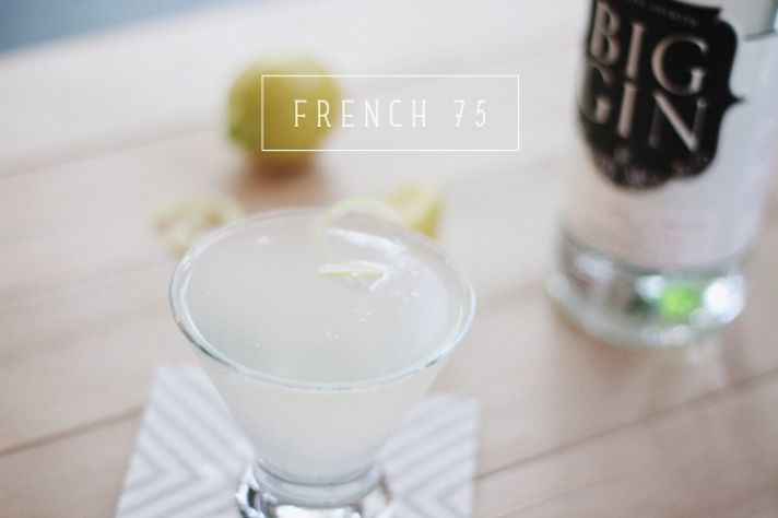 12 delicious signature drinks for summertime summer wedding signature drinks french 75 junglespirit Gallery