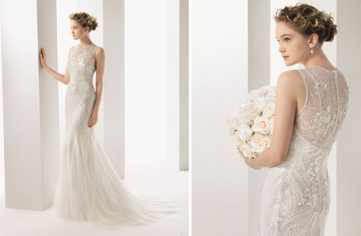 2014 wedding dresses from Rosa Clara Soft bridal collection 6