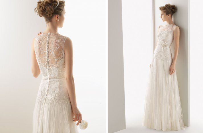2014 wedding dresses from Rosa Clara Soft bridal collection 11