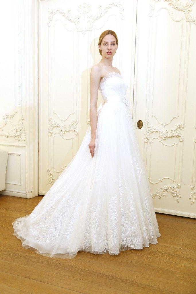 Alberta Ferretti Bridal Spring 2014