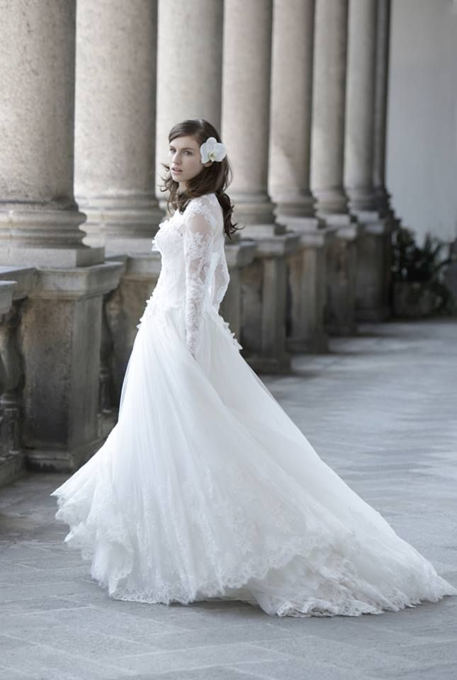 Introducing Forever 2014 Bridal By Alberta Ferretti Onewed