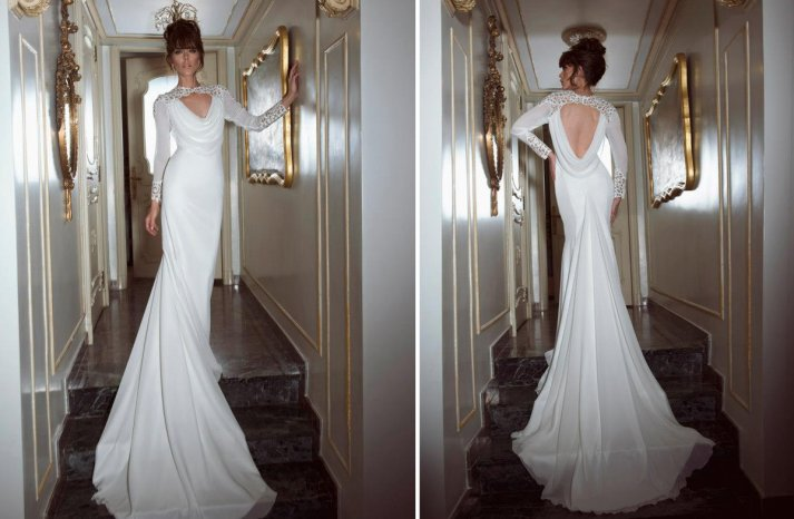 Yaki Ravid wedding dress 2013 bridal 2