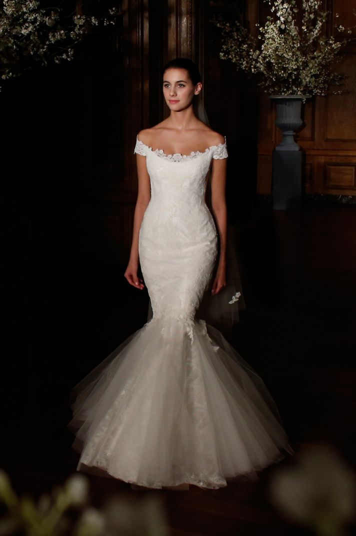 Romona Keveza wedding dress Legends bridal spring 2014 L507