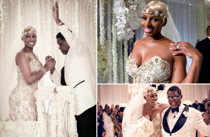 Celebrity wedding news Nene Leakes Atlanta I Dos