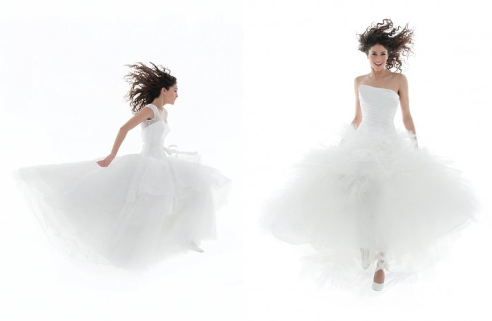 Cymbeline Paris wedding dress 2014 bridal preview 2