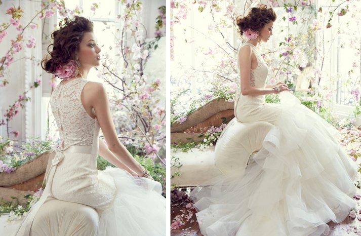 Tara Keeley Wedding Dress Fall 2013 Bridal 2