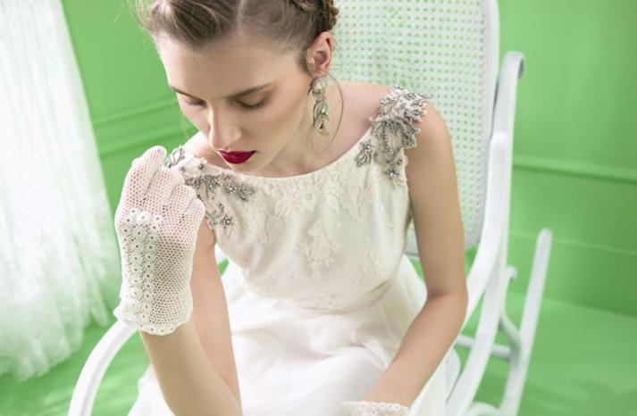 Hila Gaon wedding dress 2013 bridal 3