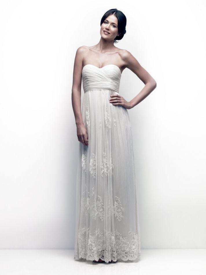 Catherine Deane wedding dress 2013 bridal Luella