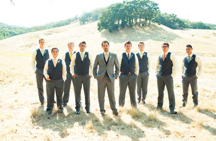 Amazing wedding photography by Shannen Natasha rustic chic groomsmen