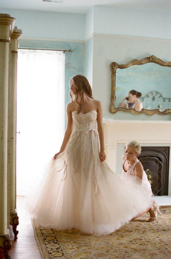 Real Brides Your Favorite Designer Wedding Dresses