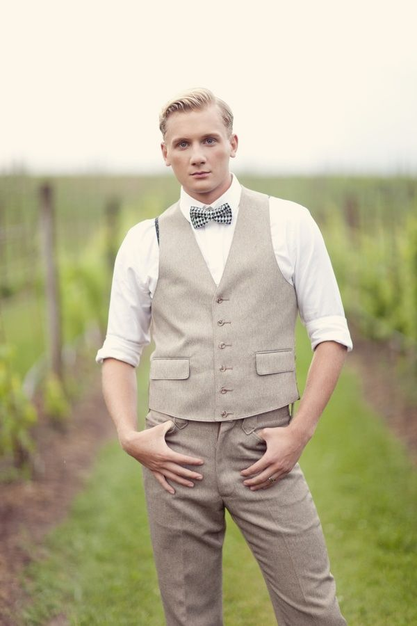 Here Comes the Groom Stylish Attire for the Modern Man 4