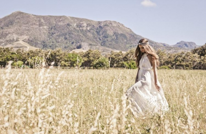 Bo and Luca wedding dresses for bohemian brides 4