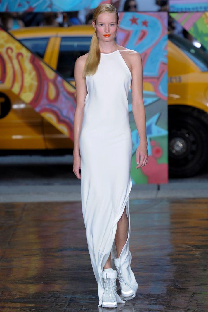 Spring 2014 RTW wedding worthy dresses DKNY