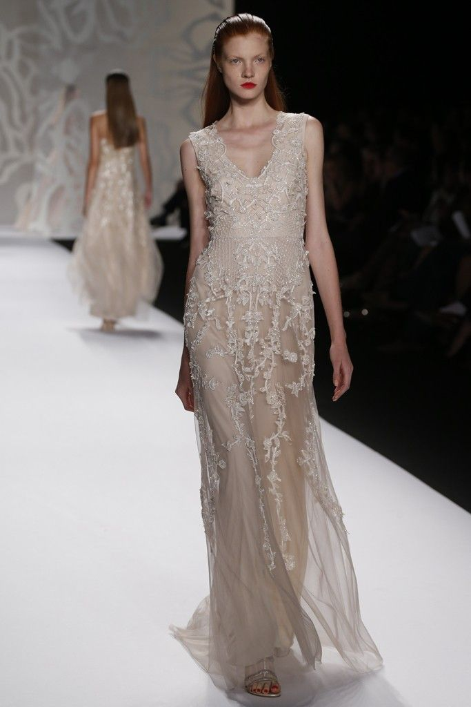 Spring 2014 RTW wedding worthy dresses Monique Lhuillier