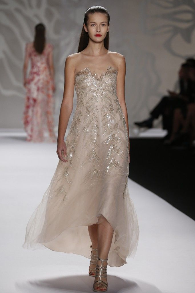 Spring 2014 RTW wedding worthy dresses Monique Lhuillier