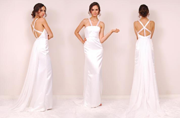 Brook wedding dress by Sunjin Lee 2014 bridal