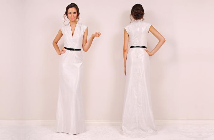 Hudson wedding dress by Sunjin Lee 2014 bridal