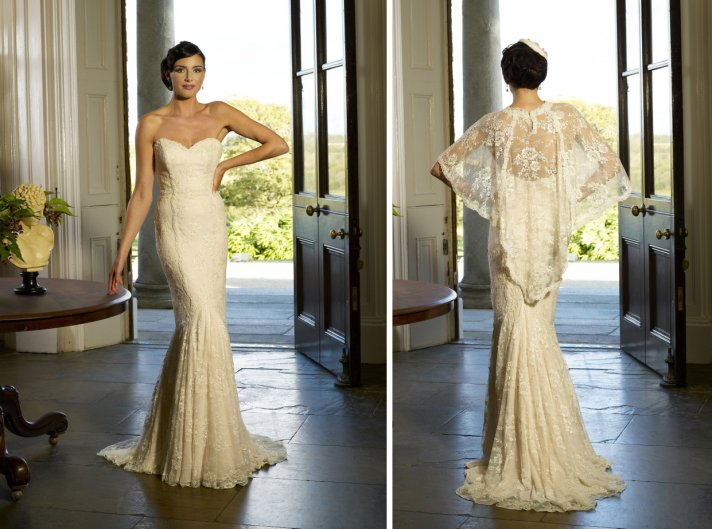 Kathy de Stafford wedding dresses 2013 bridal