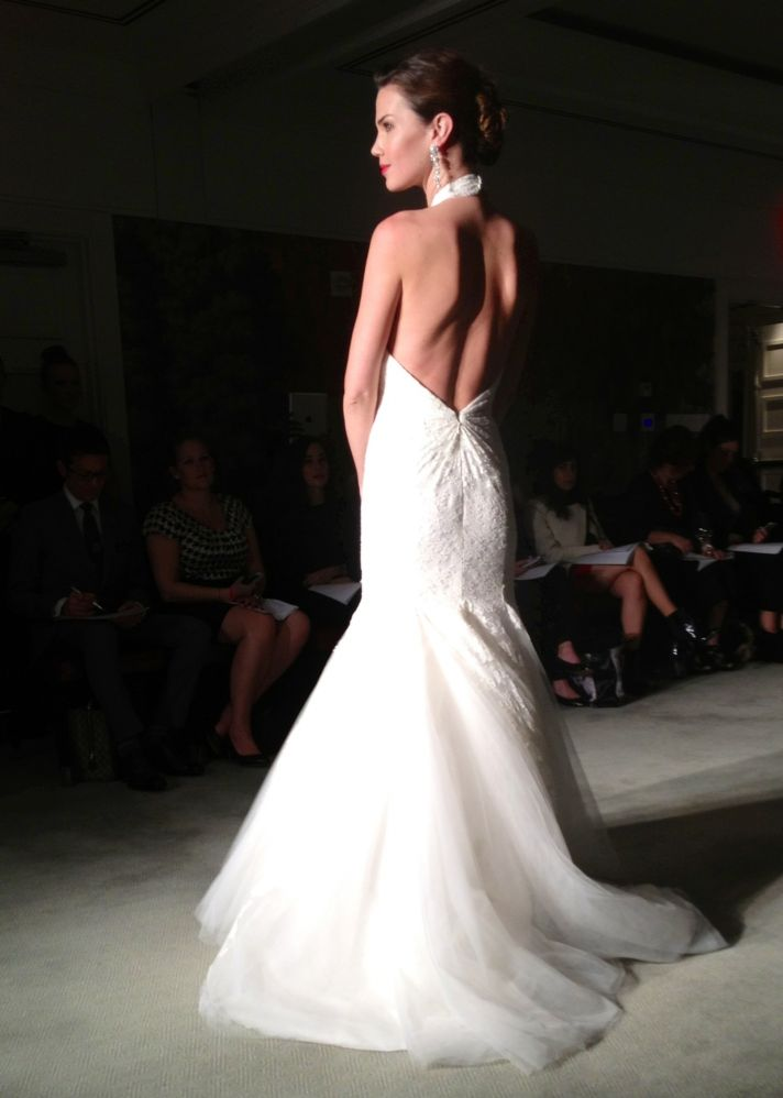 10 Trends from the Bridal Runway | OneWed - photo #40