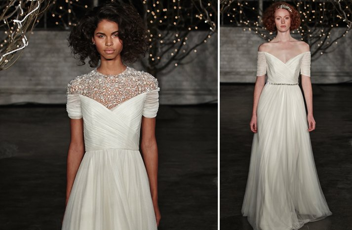 New Wedding Dress Collections 2014 Sneak Peek Jenny Packham 2