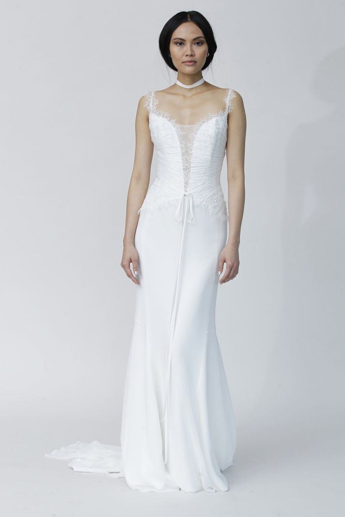 PAOLA wedding dress by Rivini Fall 2014 bridal