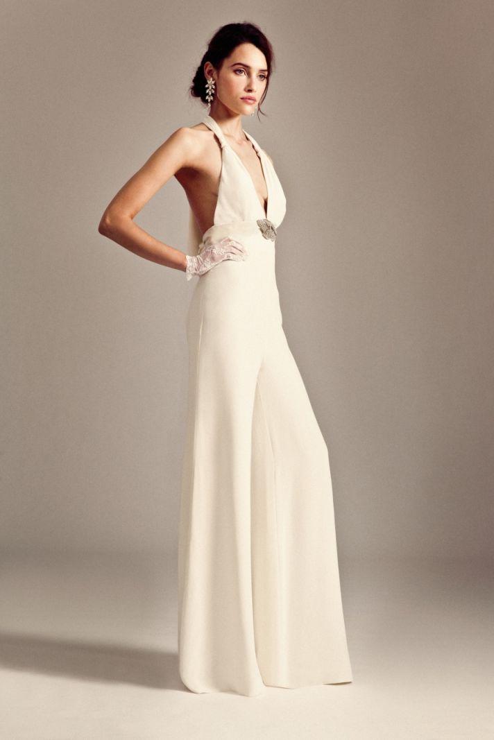 Nepheli wedding dress by Temperley London Fall 2014 bridal