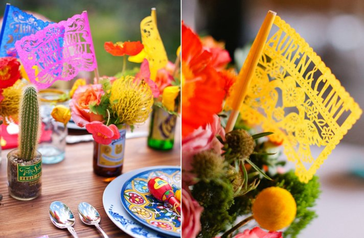 Festive-wedding-flags-in-bright-colors-for-halloween-i-dos-2