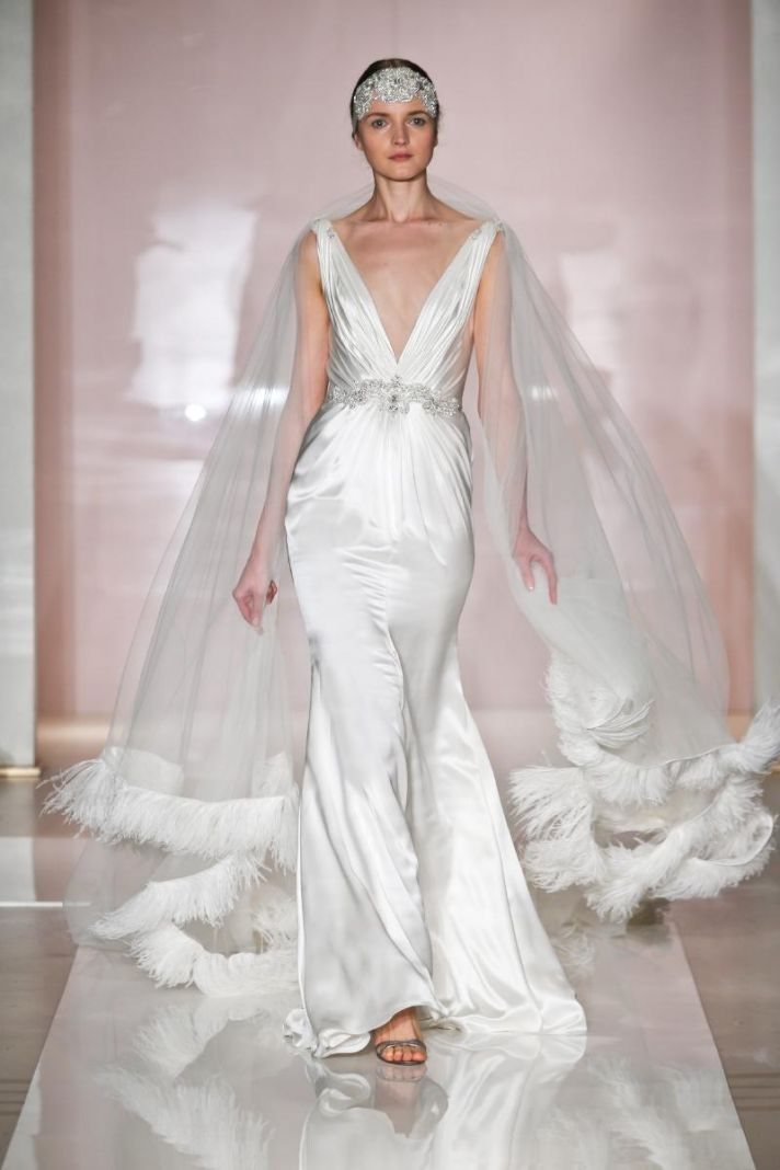angelika wedding dress by reem acra fall 2014 bridal