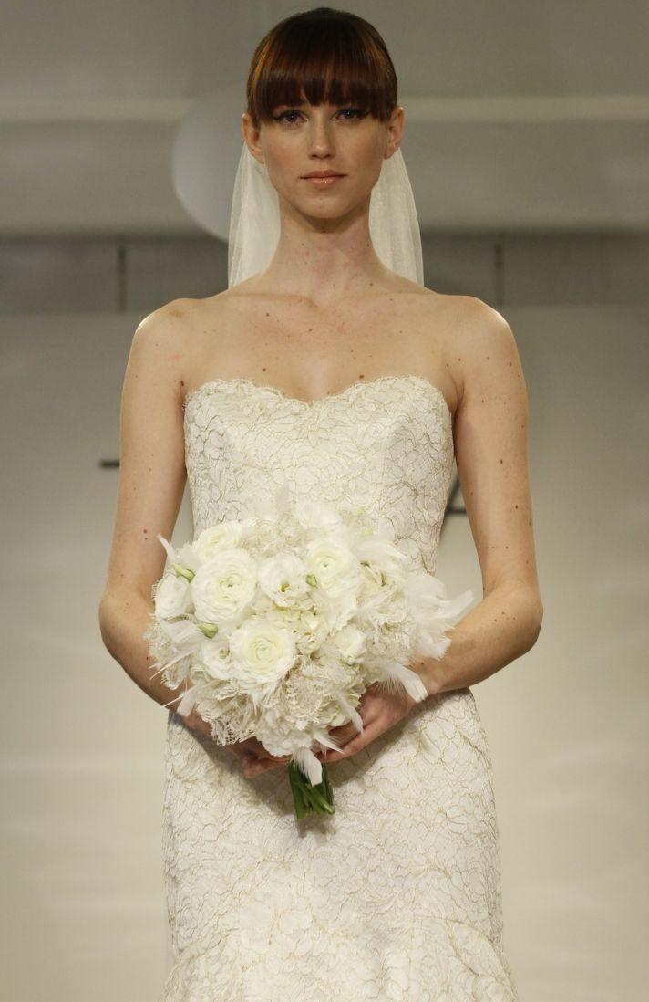 Mallory wedding dress by Theia Fall 2014 Bridal