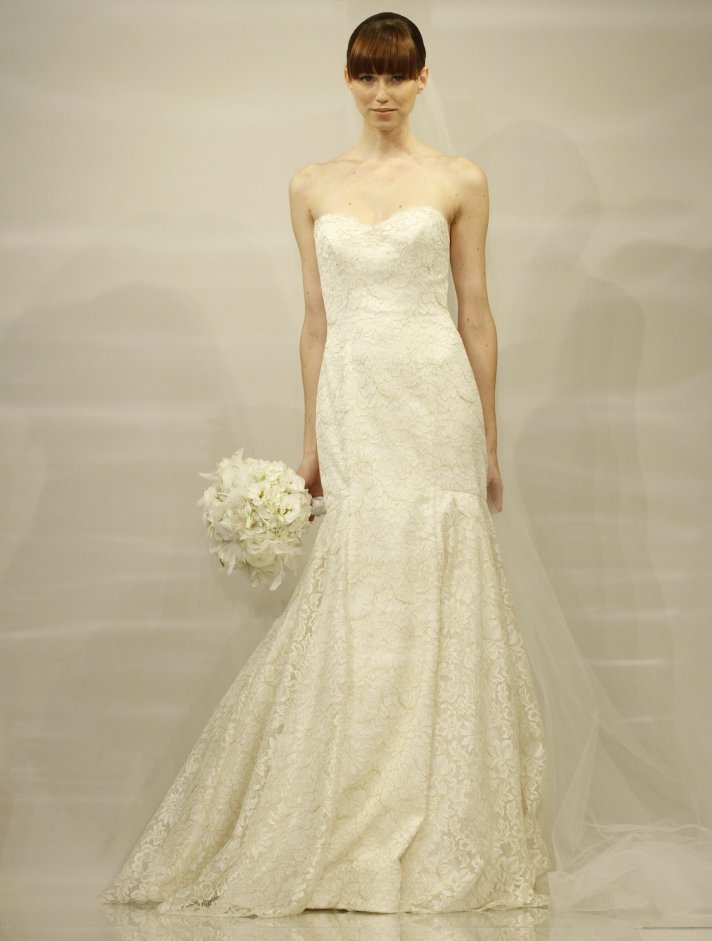 Mallory wedding dress by Theia Fall 2014 Bridal