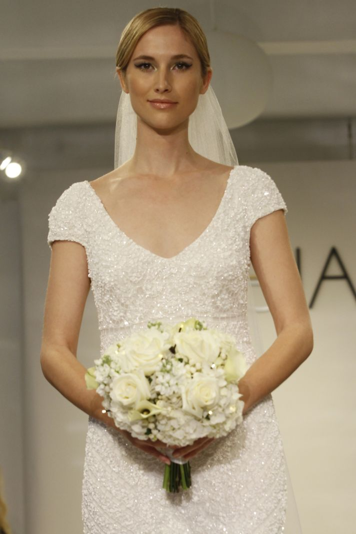 Lilia wedding dress by Theia Fall 2014 Bridal