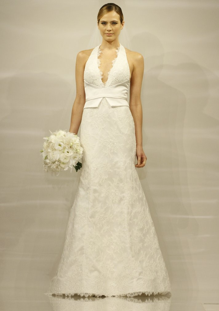 Bridgette wedding dress by Theia Fall 2014 Bridal